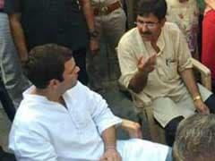 Rahul Gandhi Visits Dadri Village, Flays Politics of Hate