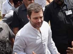 Suicides No Solution, Rahul Gandhi Tells Karnataka's Drought-Hit Farmers
