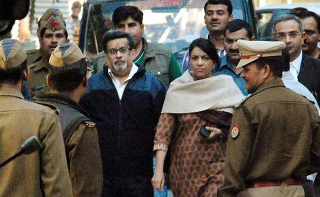 Who was Aarushi Talwar?