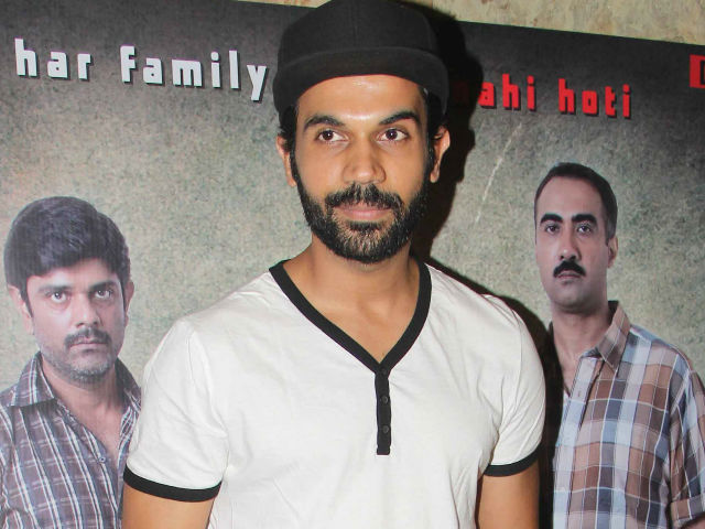 Rajkummar Rao on Speaking Hindi With a Southern Accent in Aligarh