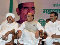 Threat to Secular Fabric Intolerable, Says Home Minister Rajnath Singh