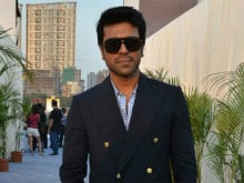 Ram Charan Teja 'Barely' Had Time to Relax For <I>Bruce Lee</i>