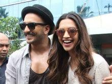 When Ranveer Singh Could Not Take His 'Eyes Off' <I>Deewani</i> Deepika