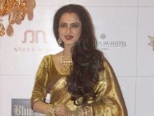 Bollywood Wishes 'Evergreen, Inspiring' Rekha on 61st Birthday