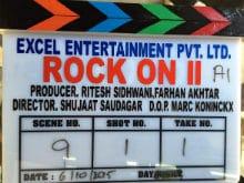 Farhan Akhtar's <I>Rock On 2!!</i> Begins Shooting in Shillong