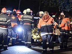 रोमानिया : बुखारेस्ट में नाइट क्लब में विस्फोट, 26 लोगों की मौत, 145 घायल