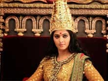Filming <I>Rudhramadevi</i>, Anushka Shetty Bonded With Lakshmi the Elephant