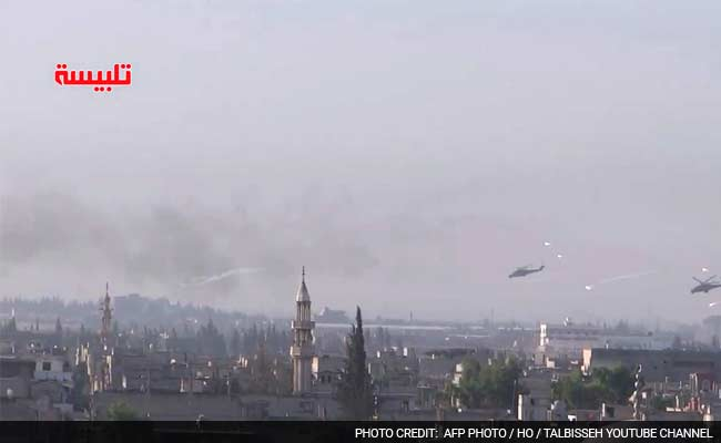 13 Dead as Russia Strike Hits Syria Field Hospital: Monitor