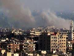 Rockets Hit Russian Embassy Compound in Damascus: Report