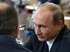 Vladimir Putin Attacks Sanctions, Protectionism On Eve Of G20