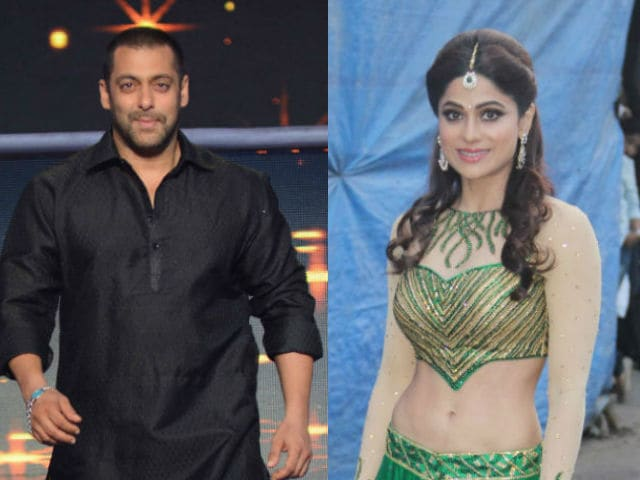 Salman Khan is Getting Better With Age: Shamita Shetty