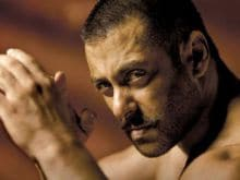 <i>Sultan</i> First Look: Salman Khan is Bare-Chested, Spoiling for a Fight