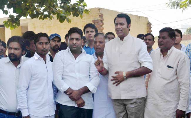 BJP Leader Sangeet Som's Links With Meat Export Firms Exposed by Documents