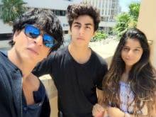 मेरे बच्चे आर्यन, सुहाना और अबराम बेहद विनम्र हैं : शाहरुख खान