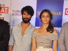Shahid Kapoor: <i>Shaandaar</i> is a Very Important Opportunity