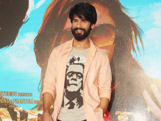 Shahid Kapoor Has Seven Million Reasons to Feel Shaandaar