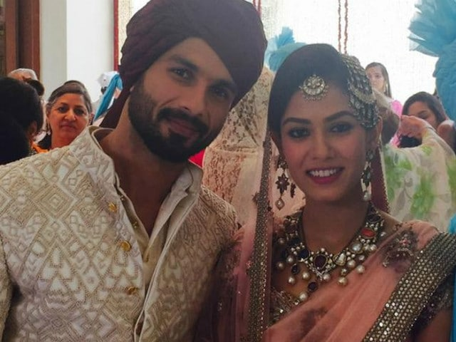 Shahid Kapoor on Mira Rajput: I Go Back Home to a Normal Person