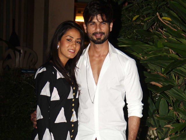 Shahid Kapoor on Mira Rajput: I'm Totally Controlled by My Wife