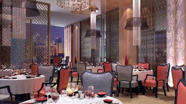 Shang Palace Restaurant Bangalore