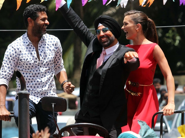 Akshay's 'Spectacular' Box Office Bliing, Rs 20 Cr on Opening Day