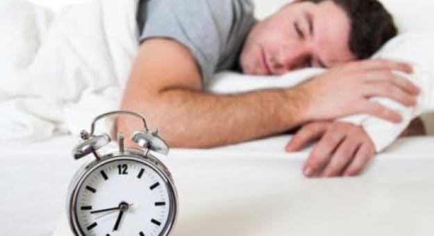 Getting Grumpy? Your Sleep Time is to Be Blamed