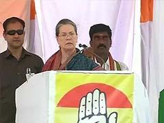 Attacking PM Modi, Sonia Gandhi Says BJP Government Imposing its Ideology