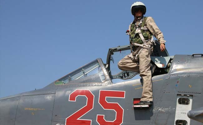 Russian Forces Show Might in Syria, and West Takes Notice