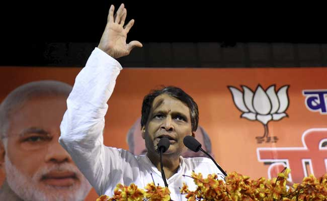 Terror Attacks Make Headlines But Not Prevention, Says Suresh Prabhu