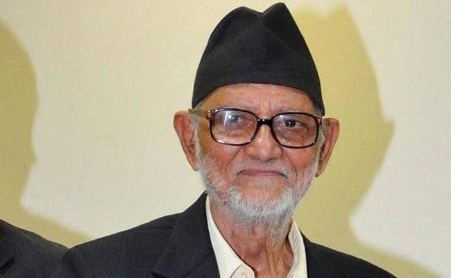 Nepal Prime Minister Sushil Koirala Resigns