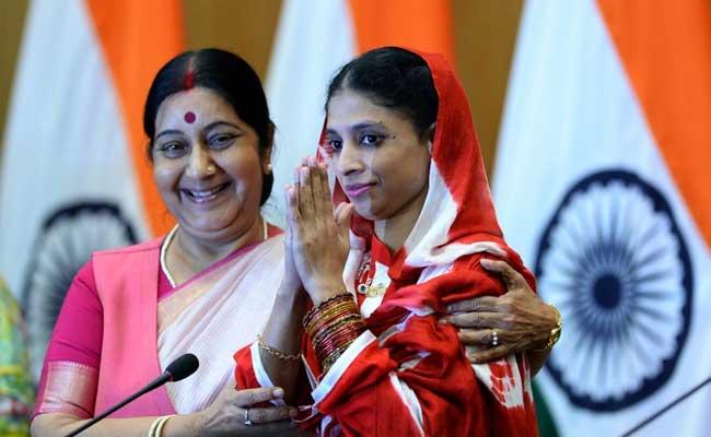 Bhopal Couple Claim To Be Geeta's Parents, Seek To Meet Her