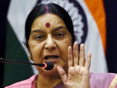 Foreign Minister Sushma Swaraj Set to Visit Maldives on October 10