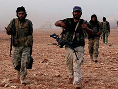 ISIS Forces Syria Rebels To Retreat From Border Area