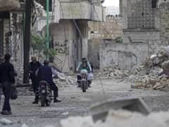 After Russian Strikes, Syria's Newly Displaced Scramble for Shelter