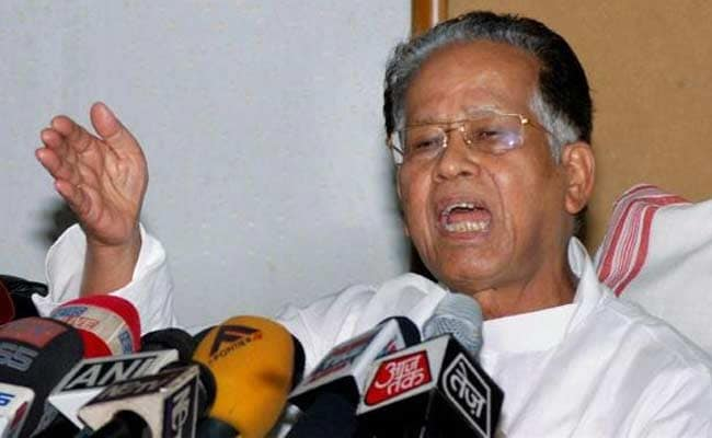 PM Modi's 'National Unity Day' Message Not Clear, Says Tarun Gogoi