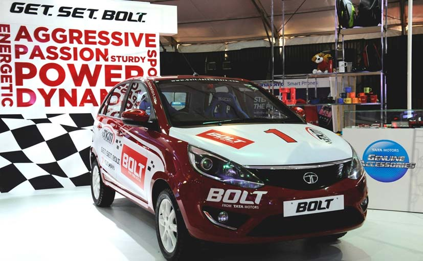 Tata Motors Showcases Rally-Ready Bolt
