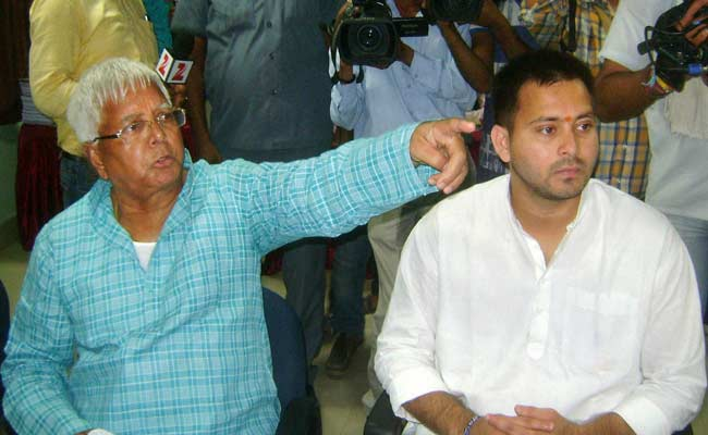 Tejaswi Yadav, Lalu Yadav's First Timer Son, May Become Deputy Chief Minister