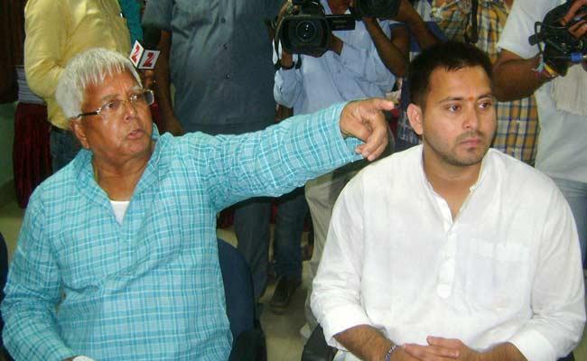 बिहार में आरजेडी सुप्रीमो लालू यादव के बेटे तेजस्वी के उप मुख्यमंत्री बनने की चर्चा जोरों पर