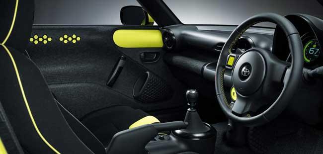 Toyota SFR Entry Level Sports Car Revealed  NDTV CarAndBike