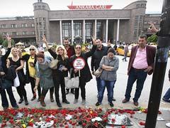 For Ankara Attacks Survivor, The Nightmare Isn't Over