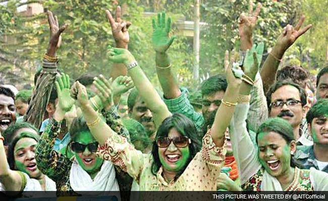 Trinamool Scores Landslide Victory in Violence-Marred Bengal Civic Polls