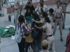 Protests Over Non-Net Fellowships Continue, Students Allege Police Action