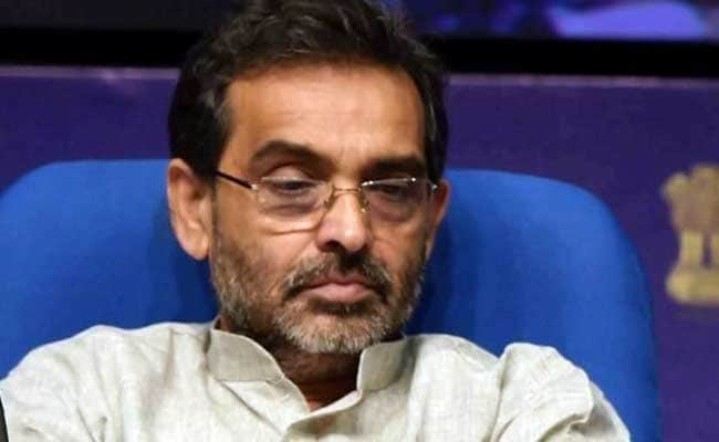 Upendra Kushwaha To Decide Whether His Party Will Leave NDA Today