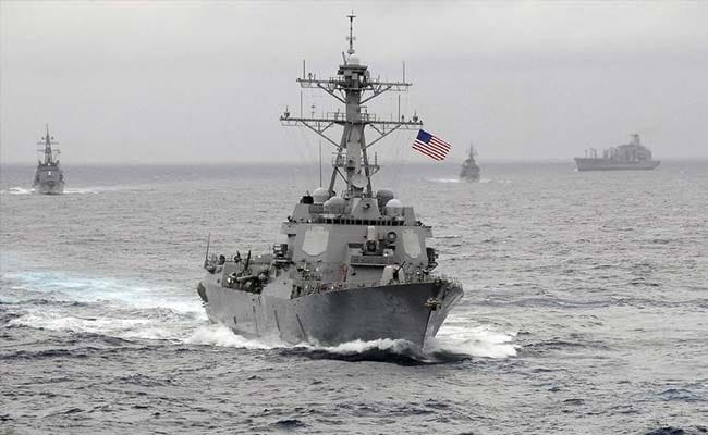 US Navy's Challenge in South China Sea? Sheer Number of Chinese Ships