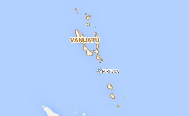 Magnitude 7.2 Earthquake Strikes Off Vanuatu, Tsunami Alert Issued