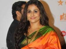 Vidya Balan Not Aware of Replacing Aishwarya Rai in <i>Durga Rani Singh</i>