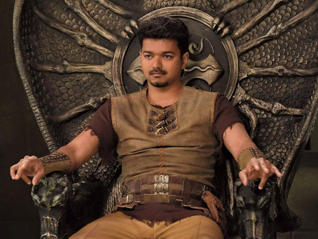Puli Actor Vijay Evaded Income Tax For 5 Years: Officials