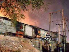23 Labourers Hospitalised After Fire at Factory in Jaipur