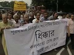 After Violence, Charges of Rigging in Bengal Civic Polls, Re-Poll Ordered