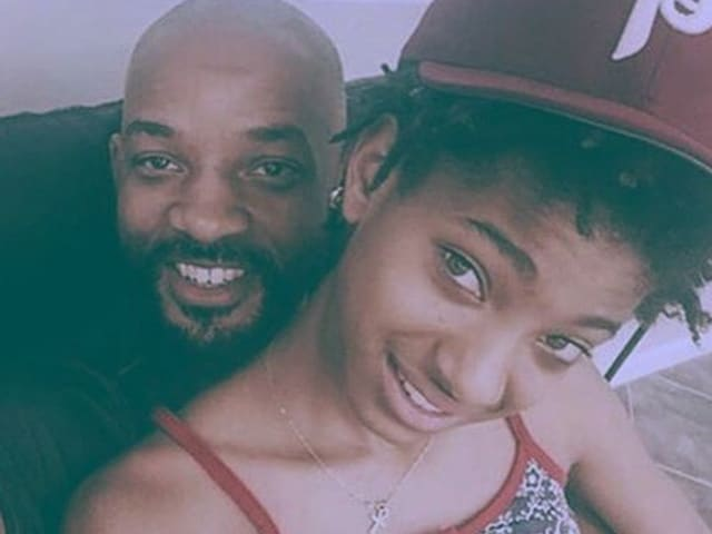 Will Smith's 14-Year-Old Daughter Just Joined Modelling