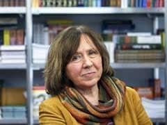 बेलारूस की लेखिका स्वेतलाना एलेक्सीविच को वर्ष 2015 का साहित्य का नोबेल पुरस्कार